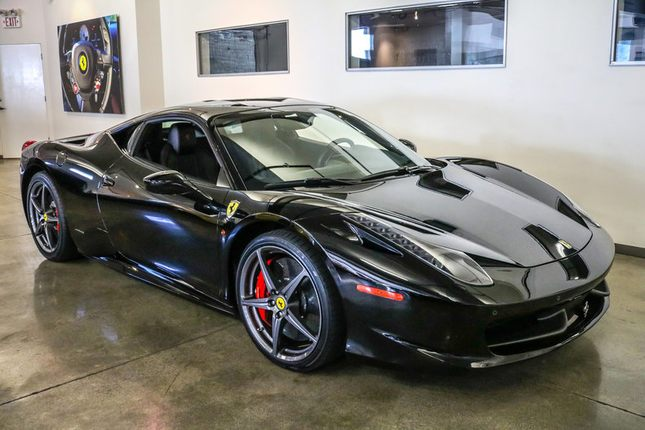 2015 Ferrari 458 Italia in San Francisco, CA | listed on 03/20/18 ...