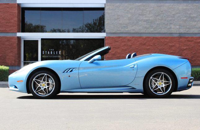 2010 Ferrari California in Scottsdale, AZ   listed on 04/17/18 ...