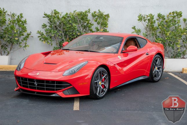 2014 Ferrari F12 Berlinetta in Miami, FL | listed on 04/27/18 ...