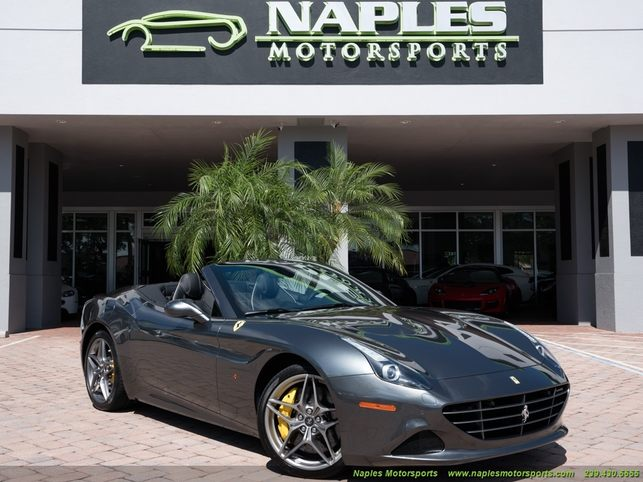 2017 California T Convertible In Naples Fl Listed On 05 11 18