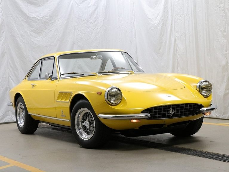 1968 330GTC picture #1