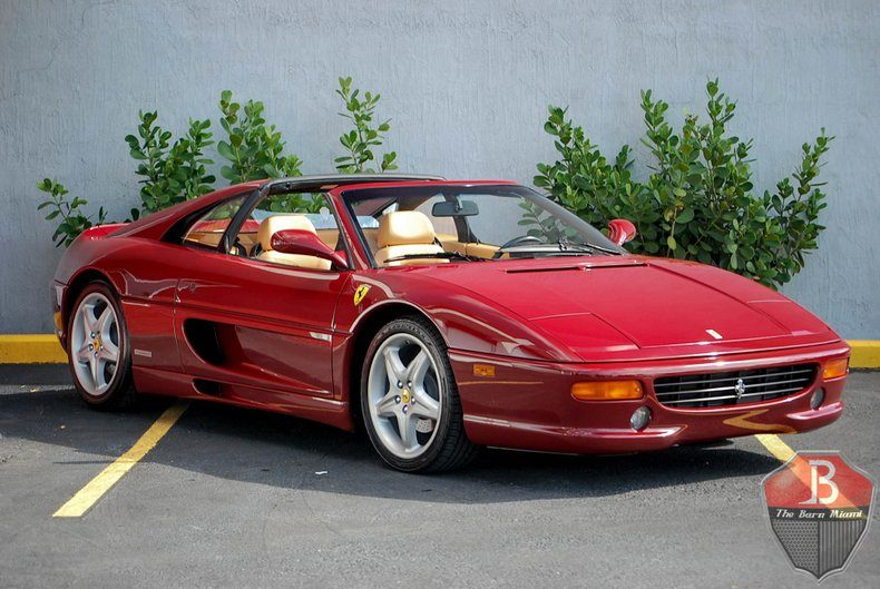 1999 F355 GTS GTS picture #1