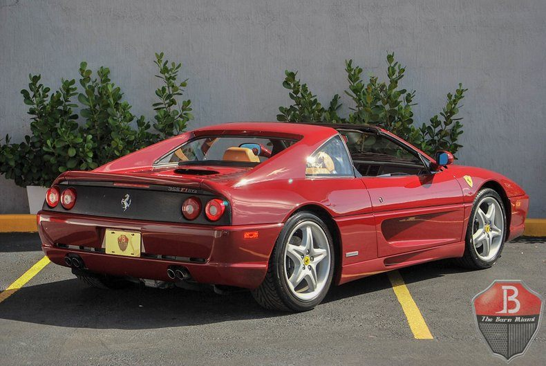 1999 F355 GTS GTS picture #3