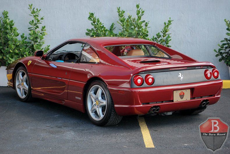 1999 F355 GTS GTS picture #4