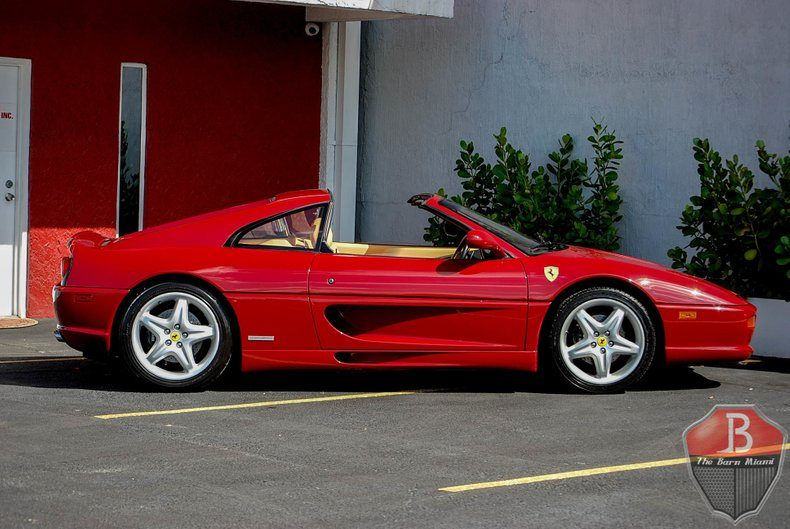 1999 F355 GTS GTS picture #5