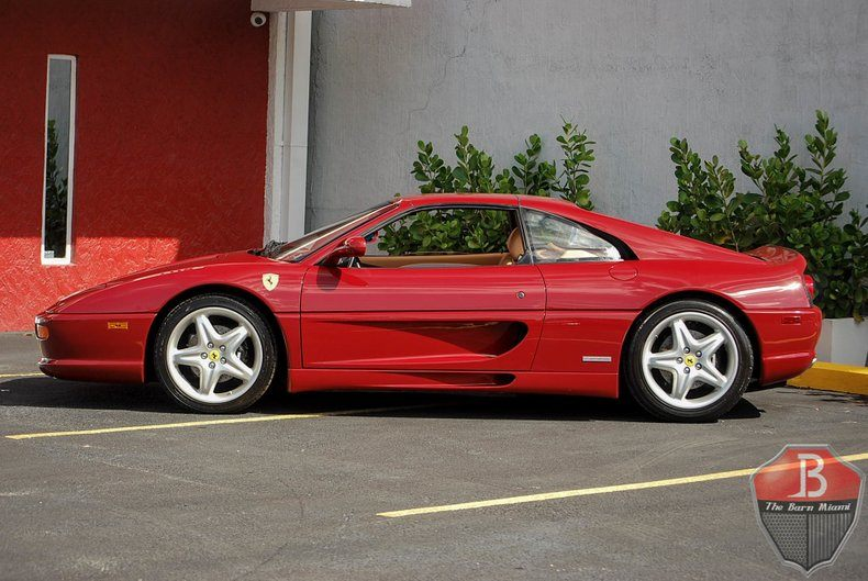 1999 F355 GTS GTS picture #6