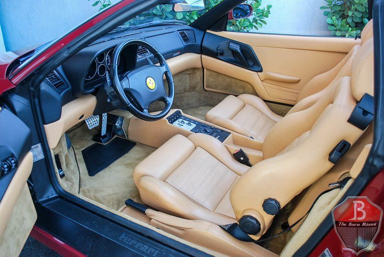 1999 F355 GTS GTS picture #10