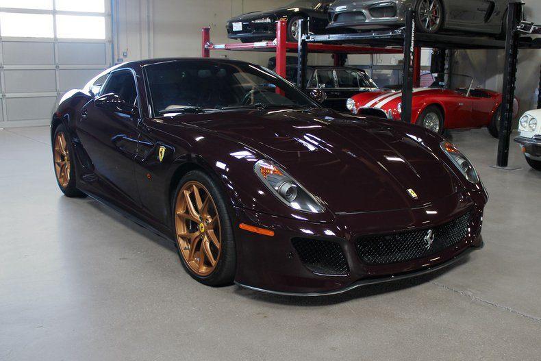 2011 599 GTO picture #1