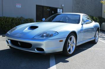 2003 575m maranello f1 coupe