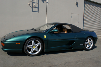 1995 f355 spider convertible