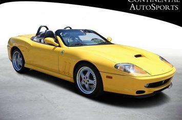 2001 550 maranello