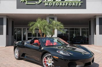 2008 F430 Spider Convertible picture #1
