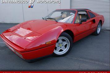 1988 328 gts convertible