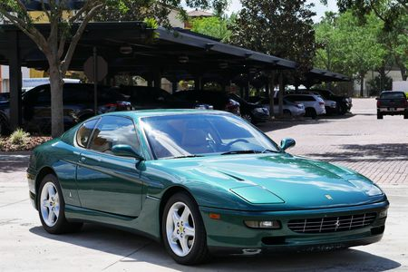 1995 456GT picture #1