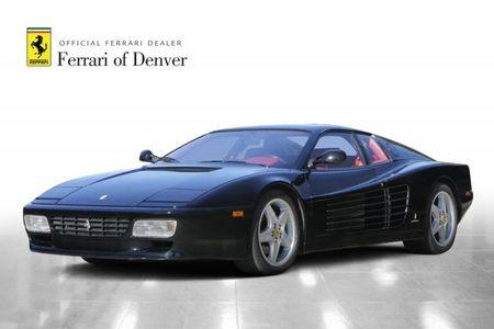 1992 512 Testarossa 512TR picture #1