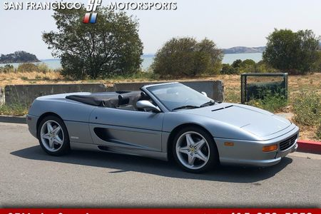 1999 F355 Spider Convertible picture #1