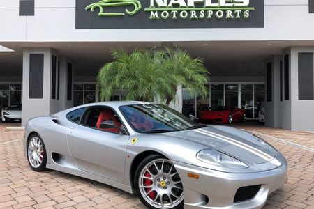 2004 360 challenge stradale coupe