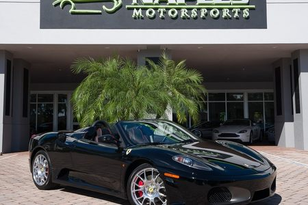 2007 F430 F1 Spider Convertible picture #1