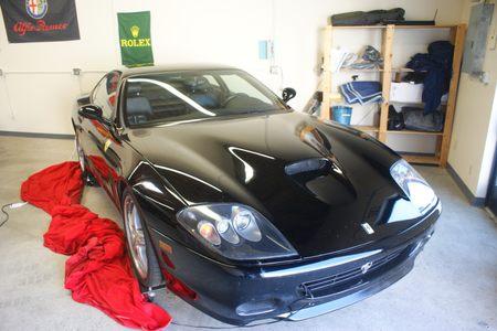 2002 575M Maranello Coupe picture #1