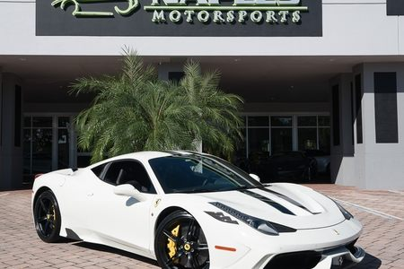 2014 458 Speciale Coupe picture #1