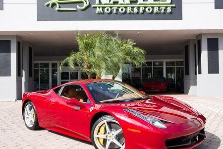 2013 458 Italia Coupe picture #1