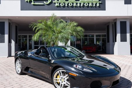 2007 F430 Spider Convertible picture #1
