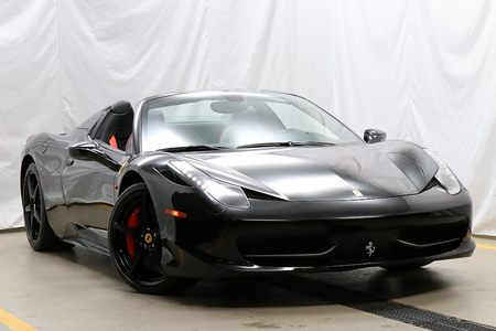 2013 458 Spider Base picture #1