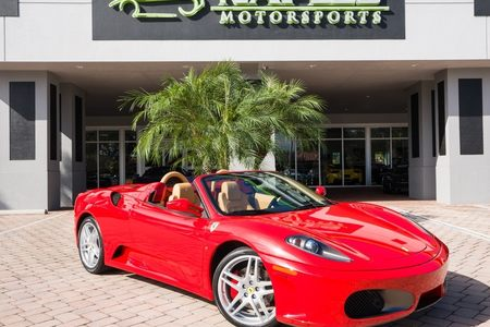 2006 F430 Spider Convertible picture #1
