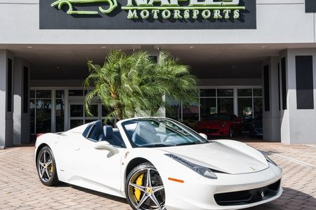2014 458 Spider Convertible picture #1