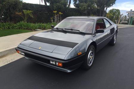 1983 Ferrari Mondial QV Coupe picture #1