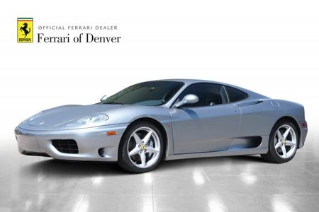 2001 360 Modena 6-Speed Manual picture #1