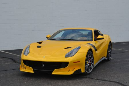 2016 F12berlinetta tdf picture #1
