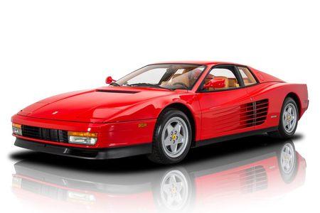 Ferrari Dealership Nc >> 1989 Testarossa