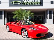 2008 F430 Spider Convertible picture