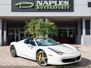 2014 458 Spider Convertible picture