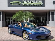 2009 F430 Spider Convertible picture