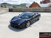 2010 Ferrari 458 Italia In Nero picture