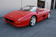 1999 f355 spider convertible
