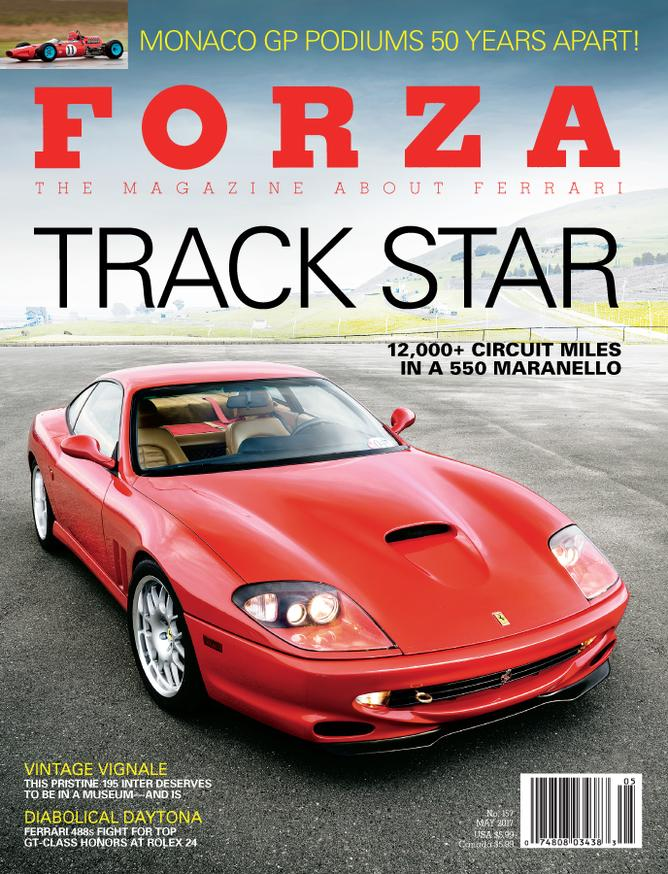 Forza 157 cover