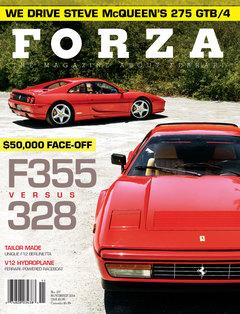 Forza 137 cover