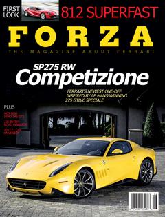 Forza 158 cover