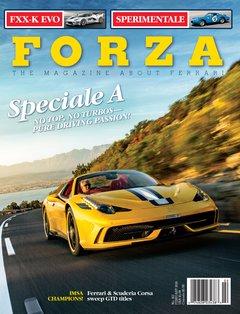 Forza 163 cover