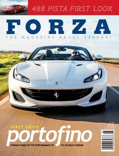 Forza 166 cover