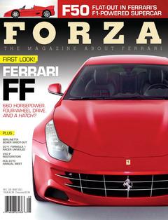 Forza 109 cover