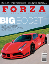 Forza 160 cover
