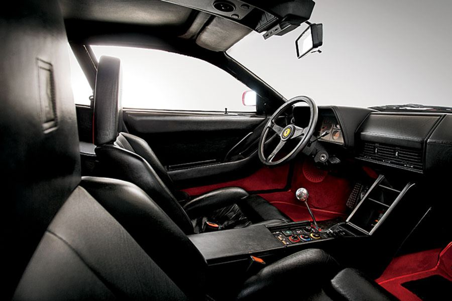 Flashback Ferrari 2