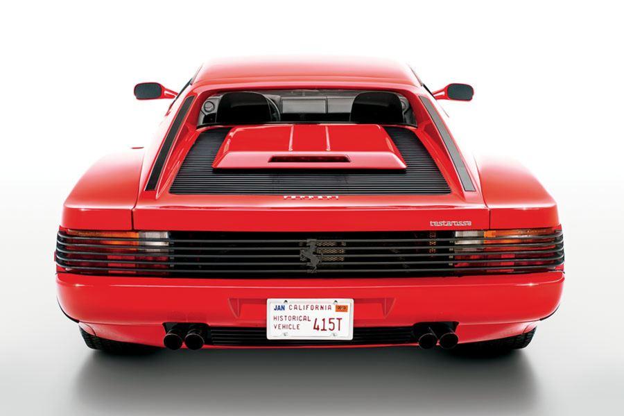 Flashback Ferrari 3