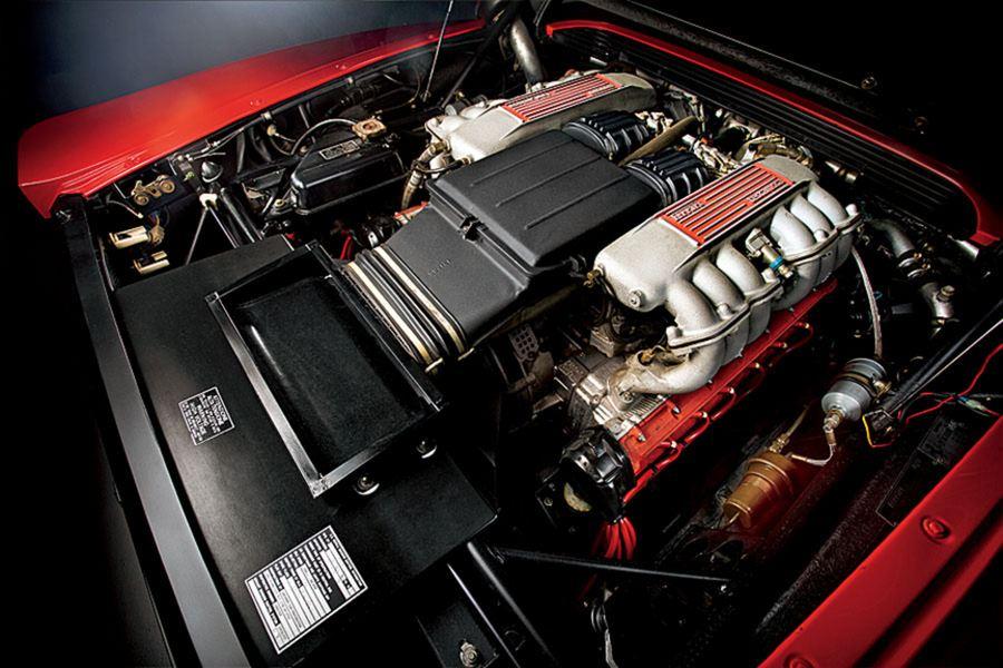 Flashback Ferrari 4