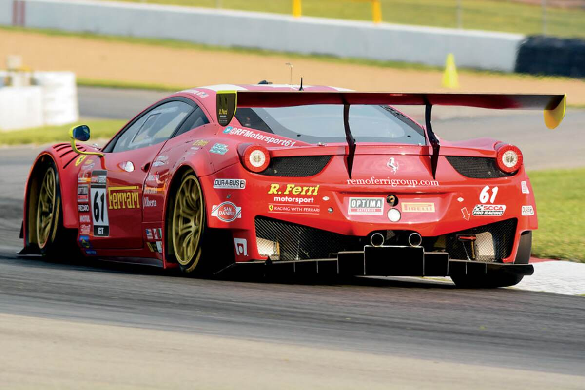 Gt3 For All Issue 138 Forza The Magazine About Ferrari