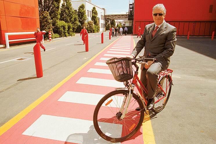Piero on Ferrari  5
